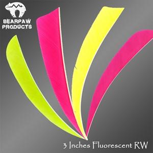 3 Inches Fluorescent RW