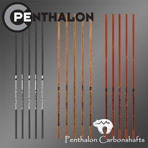 Shaft-uri Carbon Penthalon