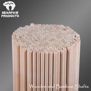 Shaft-uri de lemn