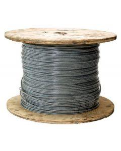 5902910 Steelrope PVC coated