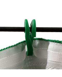 600411 Bearpaw Hooks for Backstop Netting