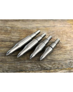 70401 HB PARTIZAN STAINLESS STEEL POINTS 75 GRS - 145 GRS