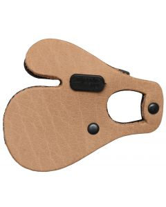 70196 Archery Leather Tab with Separator