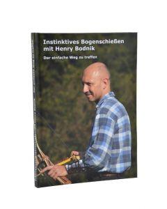 90029 Book Instinctive Archery with Henry Bodnik
