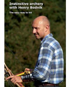 90188 Book Instinctive Archery with Henry Bodnik
