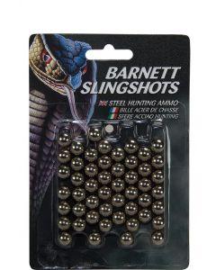A014582 BARNETT SLINGSHOT STEEL AMMO .38 CAL 50/PK